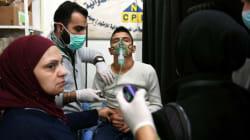 Nuevo ataque con gases tóxicos en Siria deja varios casos de