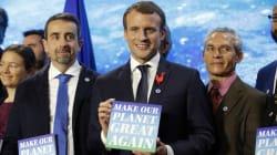 Macron dévoile les 18 lauréats de son projet