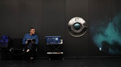BLOGUE «La face cachée de la lune»: Robert Lepage.