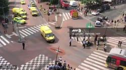 Tiroteo en Bélgica deja dos policías y un civil