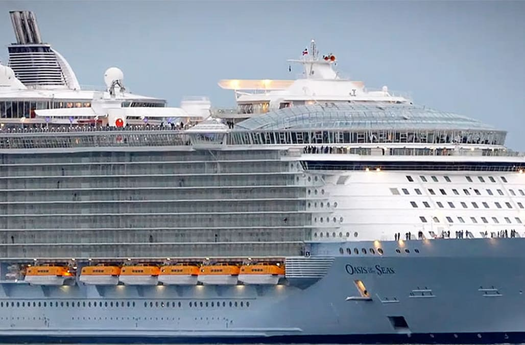 Stomach Bug Outbreak Forcing Cruise Ship To Return Home