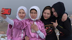 Stunning Photos Of The Young Afghan Girls Fighting Stereotypes With Martial