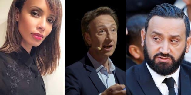 Sonia Rolland, Stéphane Bern, Cyril Hanouna ont appelé au calme avant les anifestations des gilets jaunes le 8 décembre