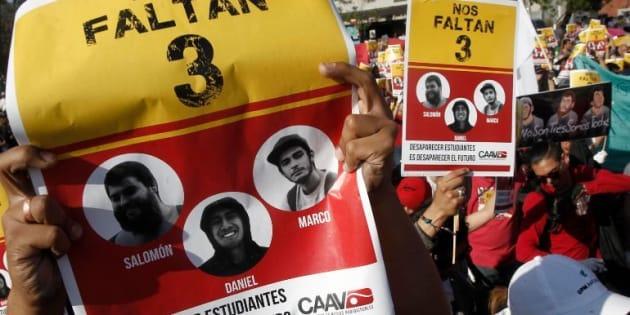 Tres estudiantes de cine fueron asesinados y disueltos en ácido — México