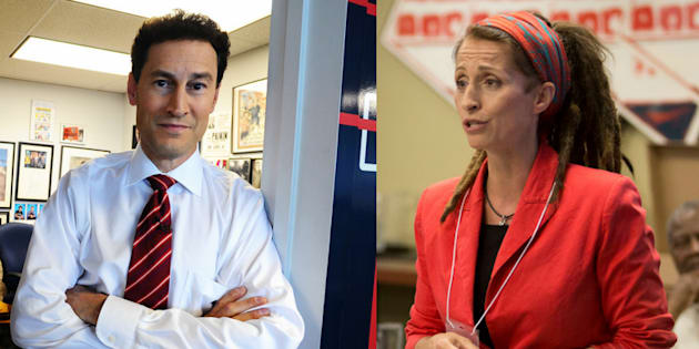 Steve Paikin has denied allegations from former Toronto mayoral candidate Sarah Thomson that he propositioned her.