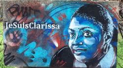 Les fresques du graffeur C215 en hommage aux victimes des attentats de janvier