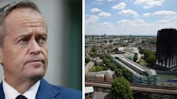 Bill Shorten: 'I Don't Want To See Grenfell Occur In