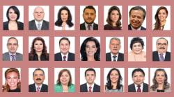 Ellos son los 183 diputados del PRI que aprobaron la Ley de Seguridad
