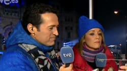 El patinazo de este reportero de TVE al hablar de Albert