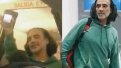 Alejandro Fernández hace un papelón en un vuelo de Aeroméxico y desata pánico entre
