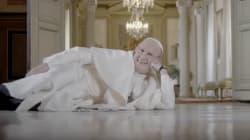 Joaquín Reyes imita al Papa Francisco