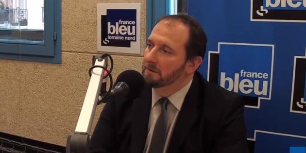 """Le député Christophe Arend veut """"donner un cadre au tribunal médiatique""""."""