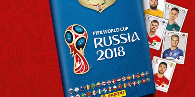 Les Panini de la Coupe du Monde 2018 en kiosque en France dès ce samedi 24 mars.