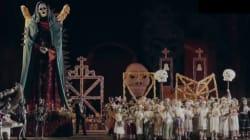 Ópera de Roma estrena versión mexicana de 'Carmen', embajada de México se