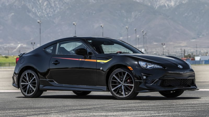 2019 Toyota 86 TRD Special Edition First Drive Review | Reliving the past