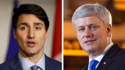 Trudeau Refuses To Hit Back At Harper For NAFTA