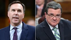 Morneau Unaware Renaming Tax Credit Erased Part Of Flaherty's