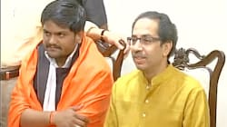 Hardik Patel To Be Shiv Sena's Face In Gujarat Polls, Says Uddhav