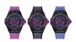 Las relojeras de lujo europeas rinden homenaje a la cultura
