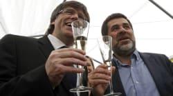 Jordi Sànchez (ANC), 'número dos' de Puigdemont en la lista del