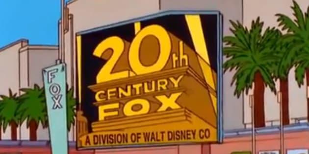 Les Simpson l'avaient (ENCORE) prédit !