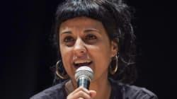 El aplaudido tirón de orejas de Maruja Torres a Anna Gabriel tras su exilio en