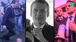 Au Salon de l'Agriculture, Macron roi de la com' ou Macron roi de la