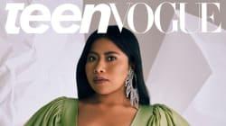 Yalitza Aparicio: 'No soy la cara de