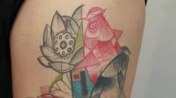 Pourquoi vos tatouages ne disparaissent