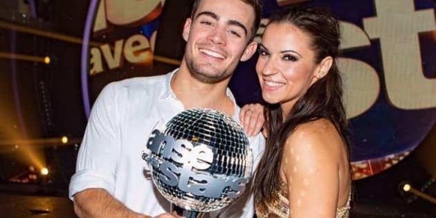 """Clément Rémiens a remporté la saison 9 de """"Danse avec les stars"""" avec sa partenaire Denitsa Ikonomova, ce samedi 1er décembre 2018."""