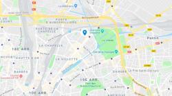 L'incendie d'un immeuble à Paris fait 13 blessés