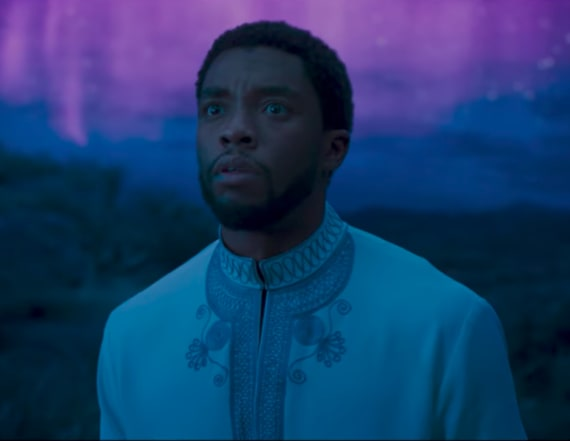 First full 'Black Panther' trailer released!