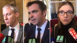 Les pro-Macron ouvrent grand les bras à Xavier