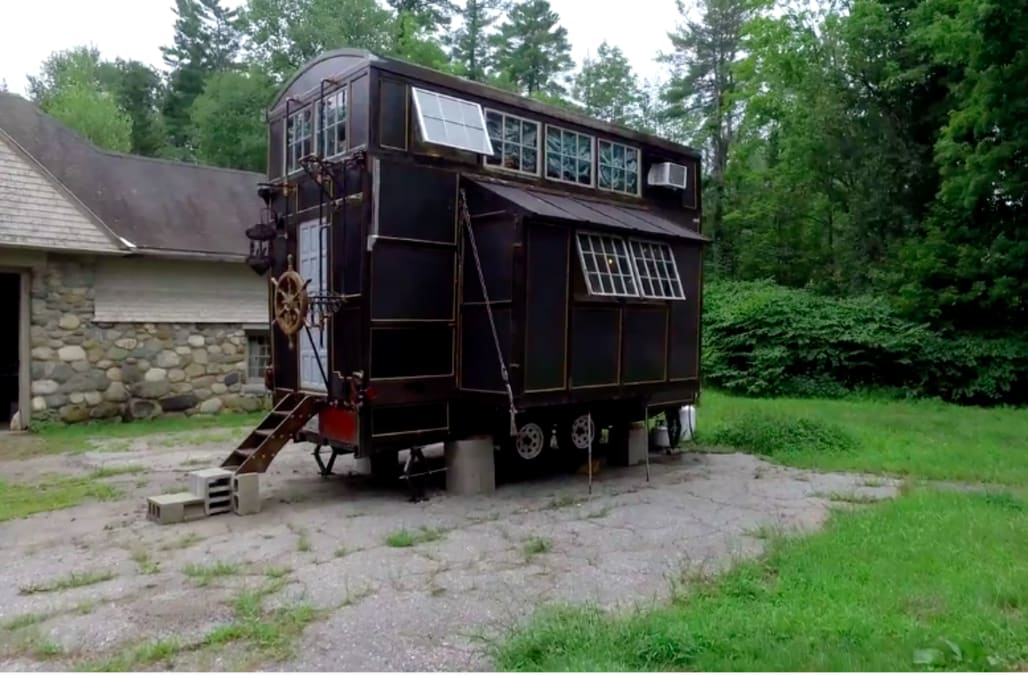 Image result for This tiny home is the perfect space for artists