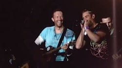 Shane Warne And Coldplay Rock Out On Head Full Of Dreams