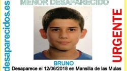 Reaparece ileso un niño de 12 años de Mansilla (León) que había desaparecido camino al