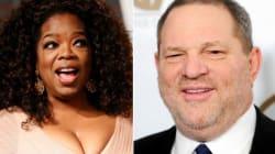 Oprah punta il dito contro i