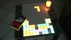 Comment fabriquer une table permettant de jouer à Tetris et au