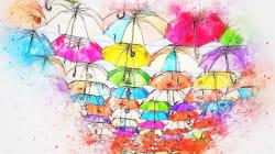 BLOGUE La pluie est passive-agressive et vous êtes un canard armé d'un
