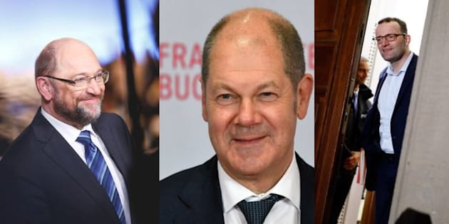 """Si la """"Grande Coalition"""" finit par se faire en Allemagne, voilà les futurs ministres allemands dont vous pourriez entendre parler"""
