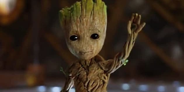 Baby Groot Revealed His Five Favourite Films Huffpost Australia