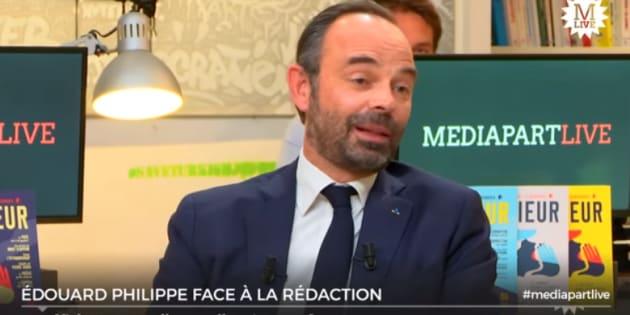 Interrogé sur #BalanceTonPorc, Philippe condamne les violences et rappelle la présomption d'innocence.