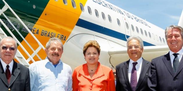 Partidos de ex-presidentes como Sarney, Lula, Dilma, FHC e Collor estão envolvidos em diversas acusações de corrupção.
