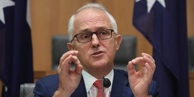 """Prime Minister Malcolm Turnbull: """"No more industry policy, no more picking winners, no more favouring one technology after another."""""""