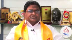 This Andhra MLA Believes That He Studied Physics To Get His B.Com