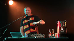 DJ Albo Puts His Hands In The Air For Indie
