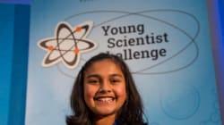A 11 anni vince il premio più prestigioso per la scienza grazie a questa