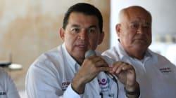 Candidato de Morena presume oposición a la minería, pero es socio de una firma que realiza estas