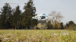 La Poste et Amazon testent la livraison par drones, mais vous n'êtes pas près d'en voir dans le