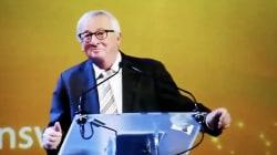 El 'bailoteo' loco de Juncker... ¿Una burla al de